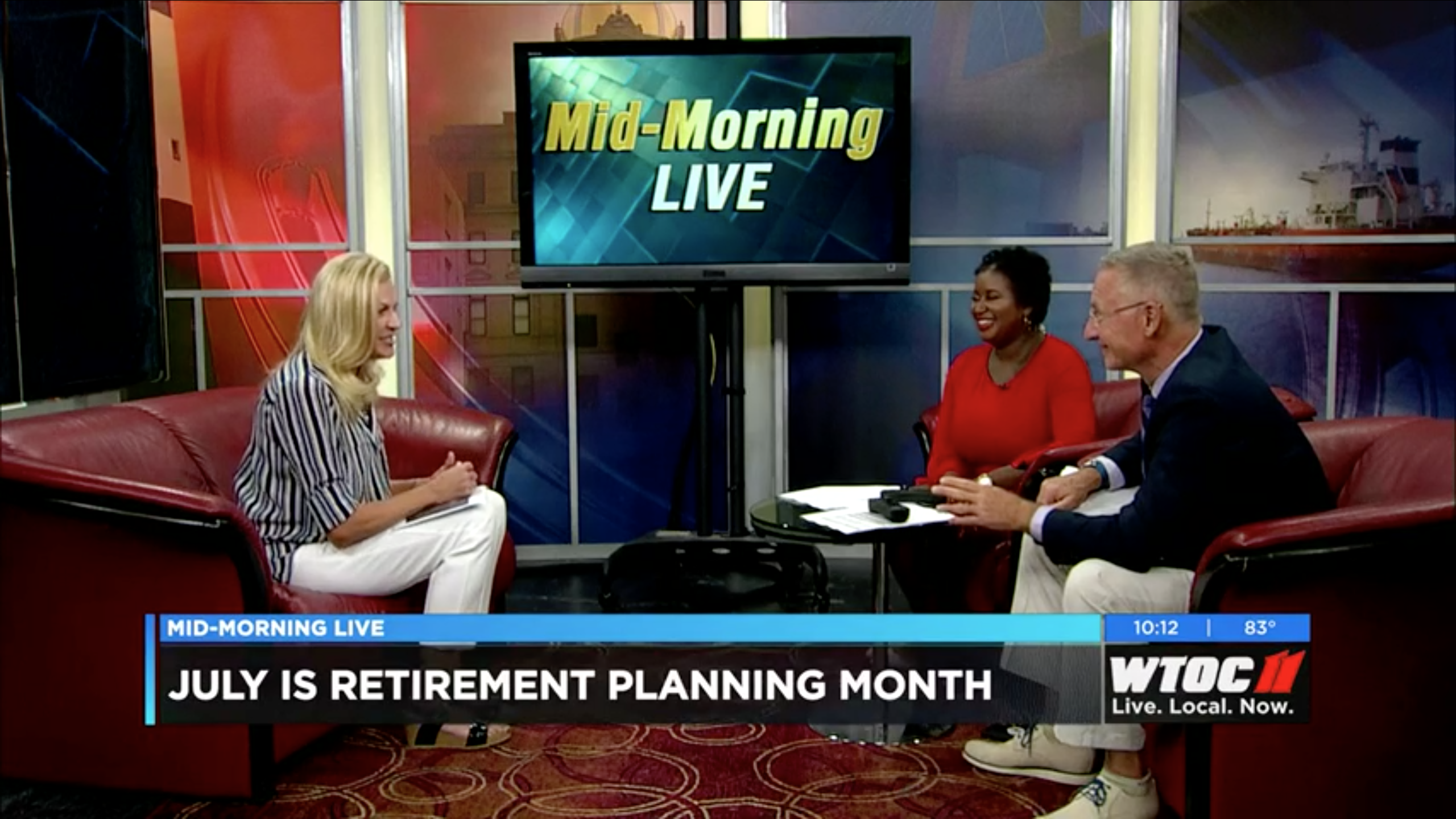 July is National Retirement Planning Month
