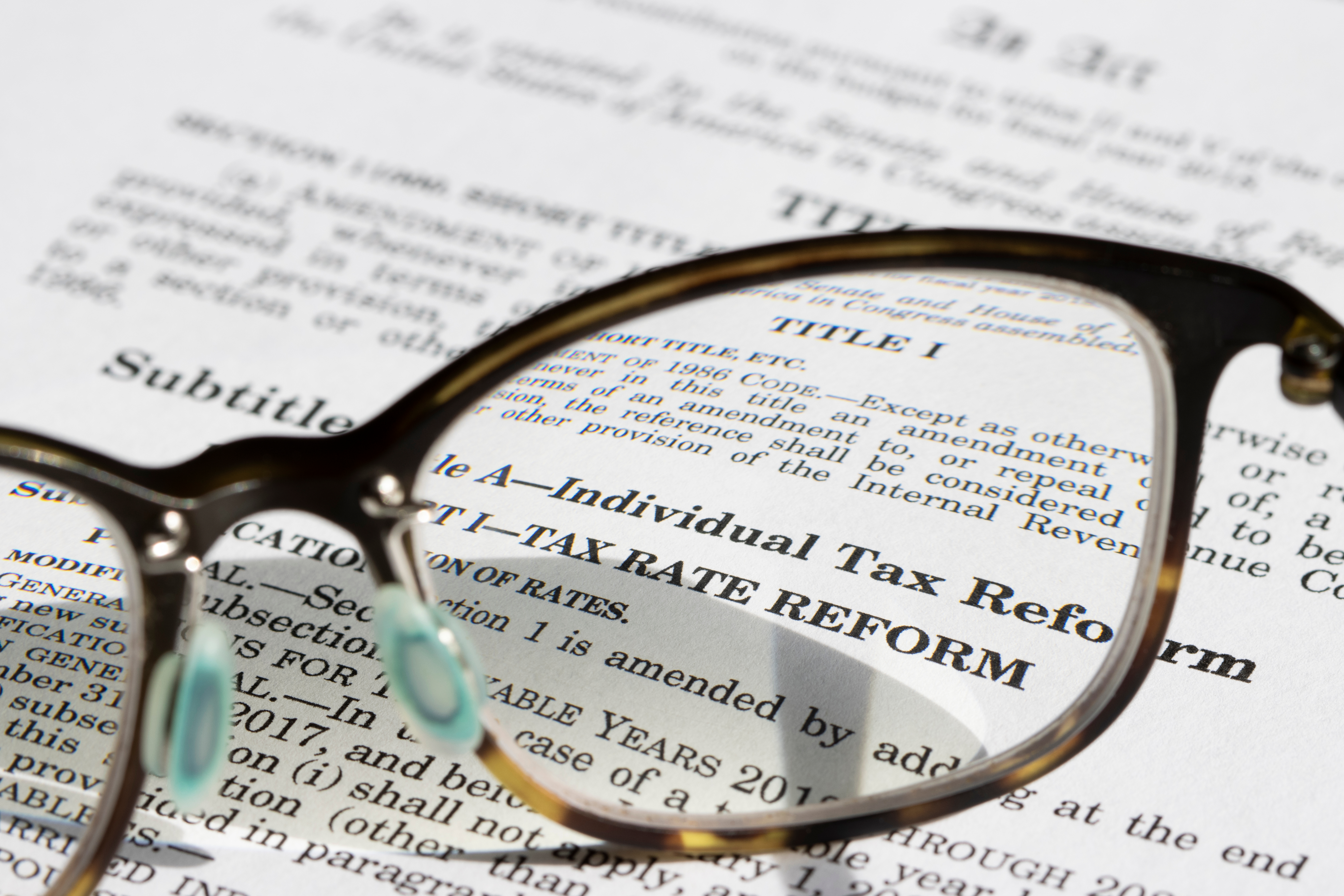 Keep an Eye on Proposed Tax Changes to Fund U.S. Economic Stimulus Plans