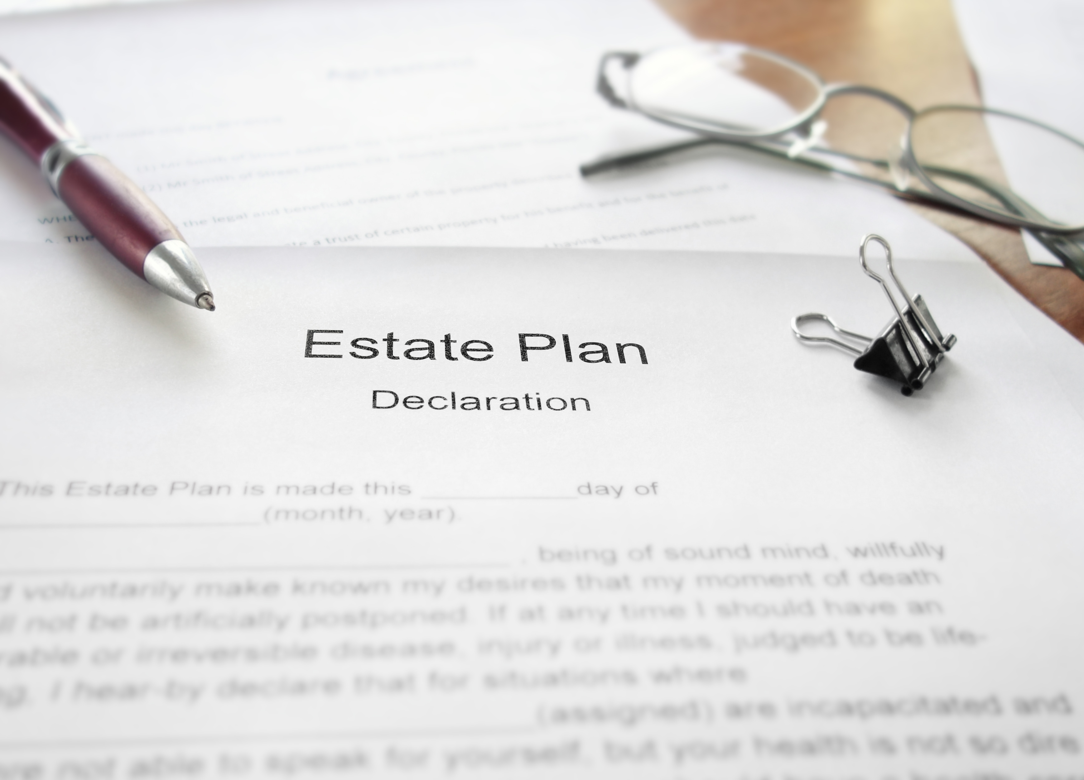 Why An Estate Plan Is Essential For Investors