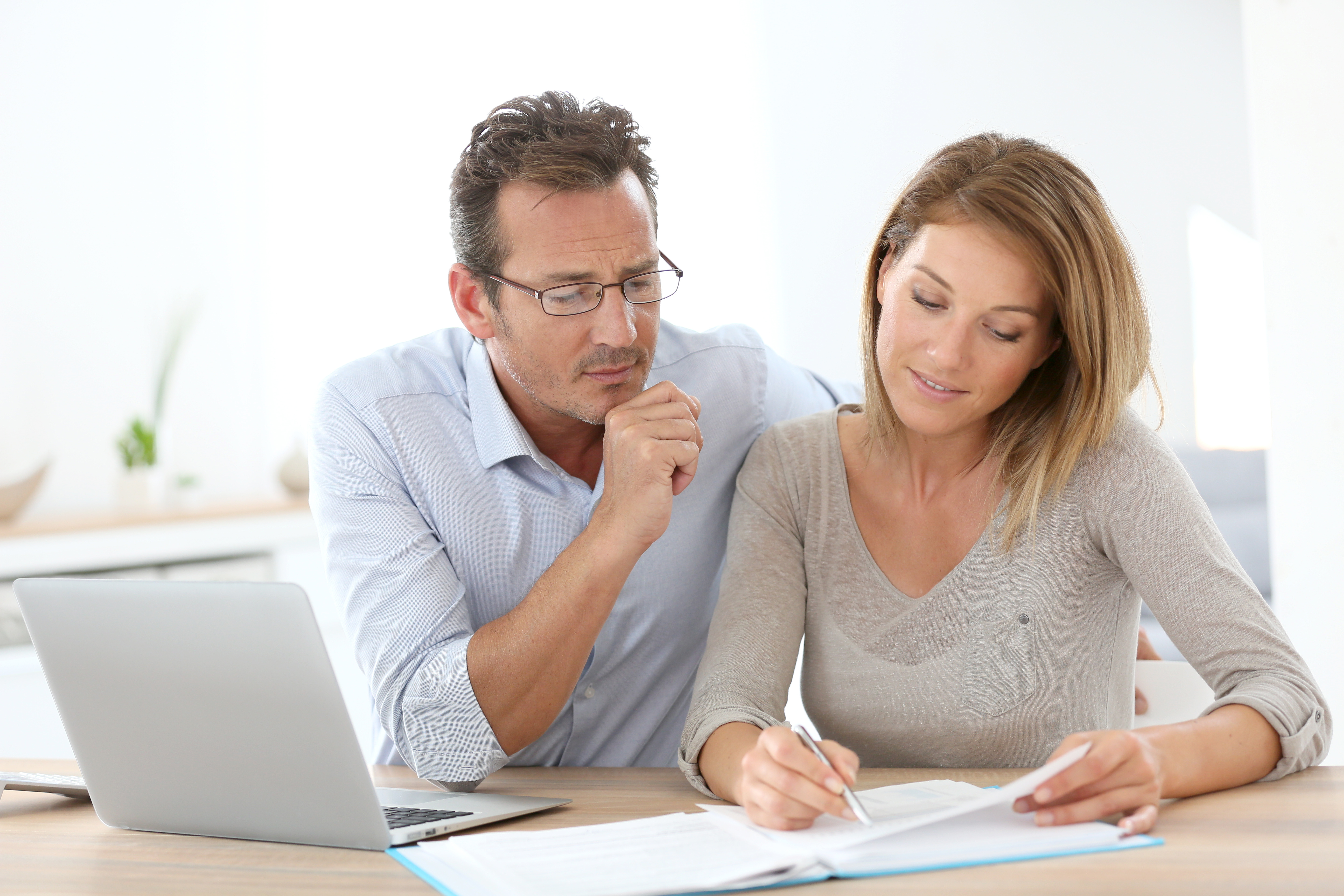 The Importance of Getting on the Same Financial Page as Your Spouse